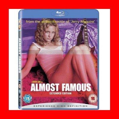 【BD藍光】成名在望 : 加長限定版(台灣繁中字幕)Almost Famous