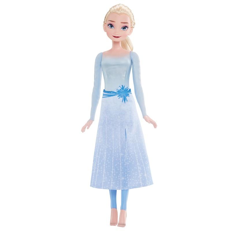 迪士尼冰雪奇緣Frozen2 閃亮艾莎戯水組 玩具反斗城