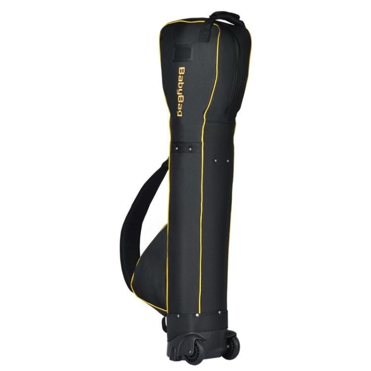 高爾夫球包可背可推/拉多功能航空包高爾夫球袋球桿袋高爾夫裝備 全館牛轉錢坤 新品開好運