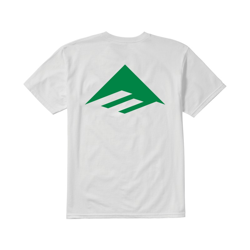 EMERICA PURE TRIANGLE POCKET TEE 短袖T恤【BAMBOOtique】