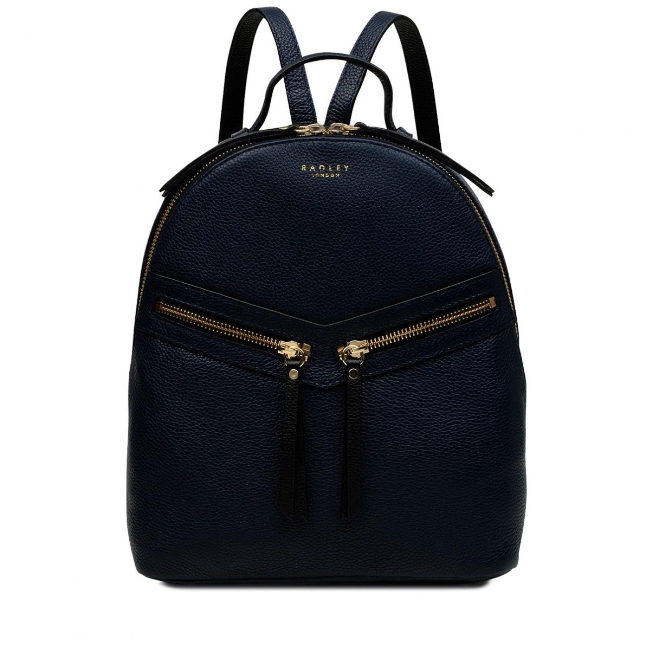 Smith Street Medium Zip-Top Backpack