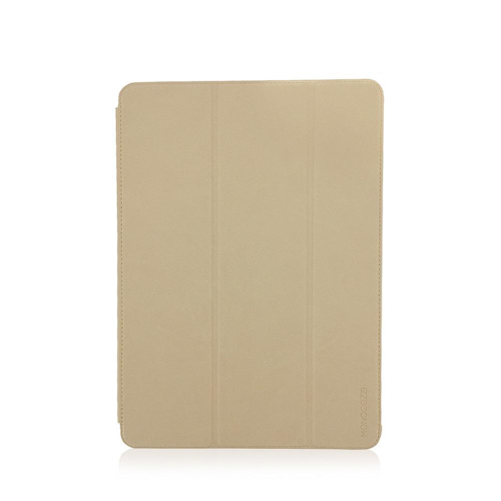 "MONOCOZZI Lucid Folio iPad Pro 10.5"" 多角度立架保護套 - 奶油淺褐"