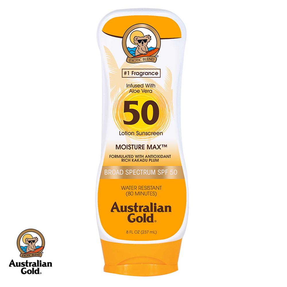 Australian Gold金色澳洲 抗老長效防曬乳液SPF50 (237ml)