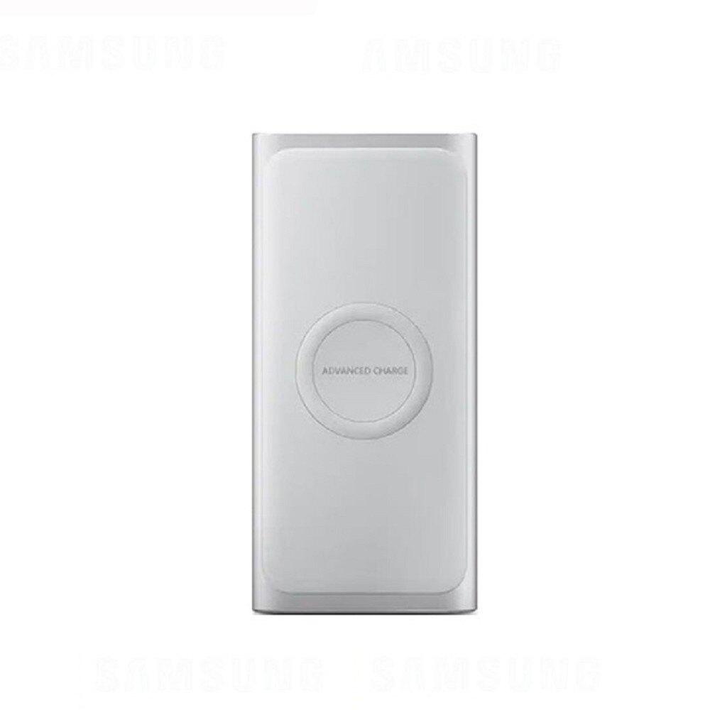 「原廠公司貨」Samsung 三星 無線閃充行動電源 (10,000mAh / Type C) EB-U1200CSTGTW(銀色)