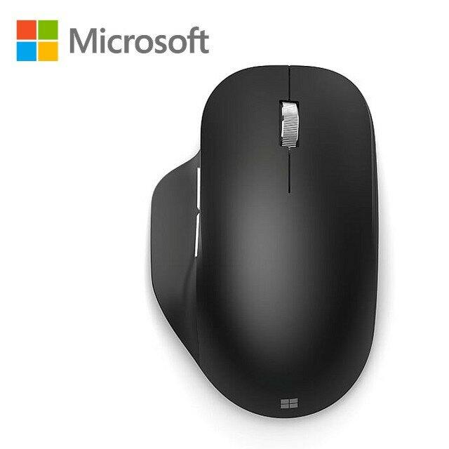 【Microsoft 微軟】藍牙人體工學滑鼠 - 霧光黑【三井3C】