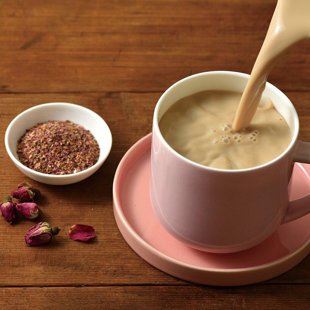 歐可茶葉 真奶茶 A19玫瑰蜜香紅茶拿鐵(8包/盒)