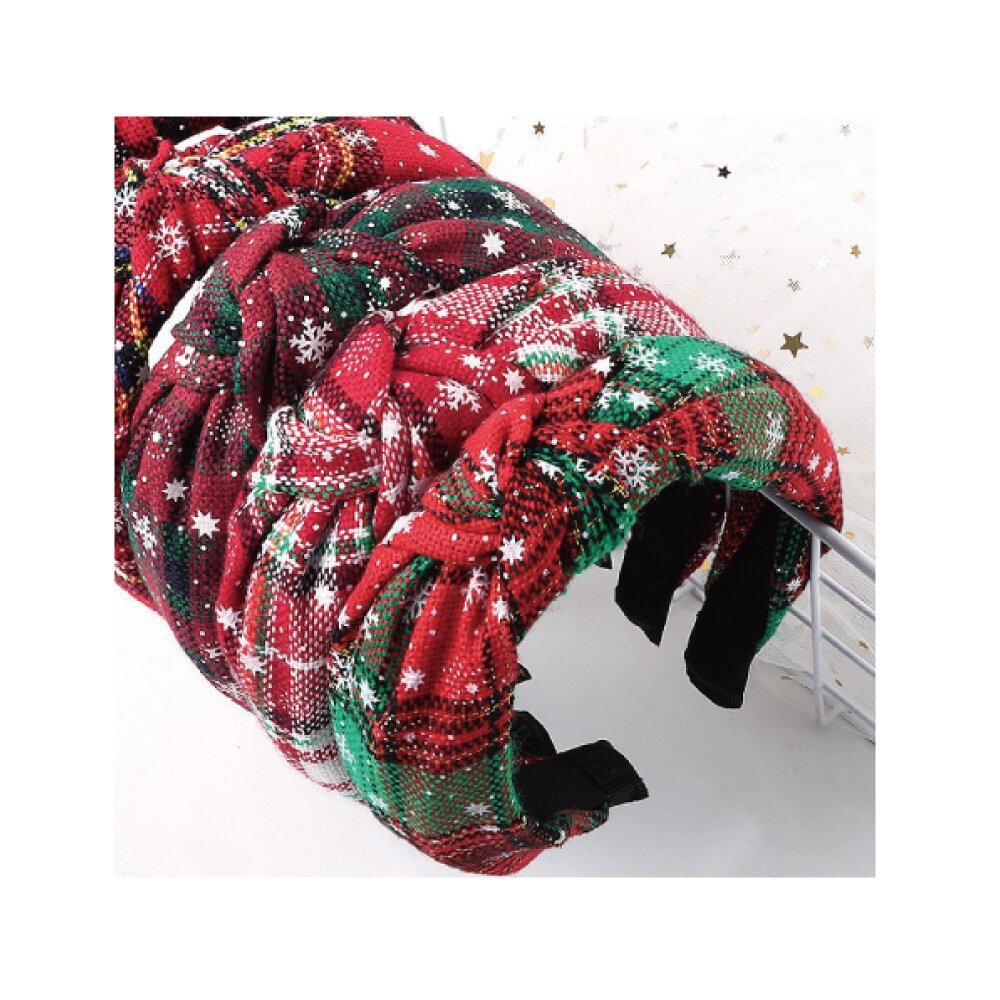 『坂井.亞希子』日系耶誕風格造型髮箍