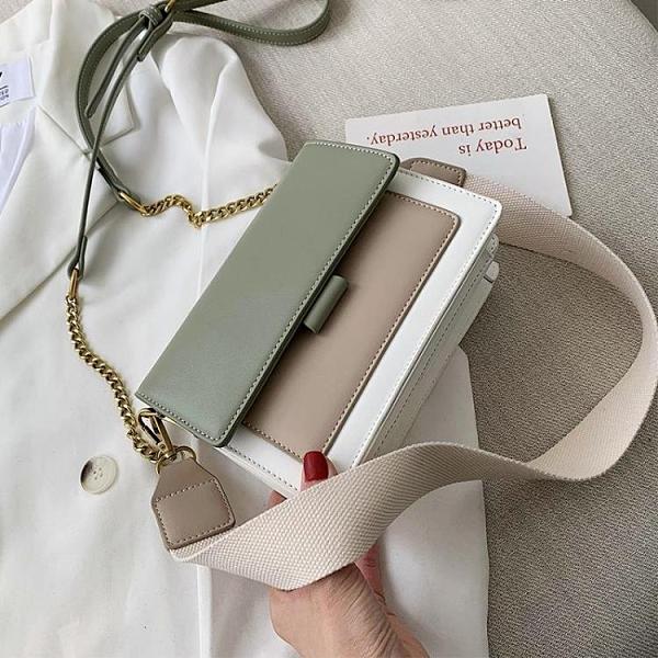 法國小眾包包洋氣包包女包新款韓版百搭斜挎包夏季質感小方包