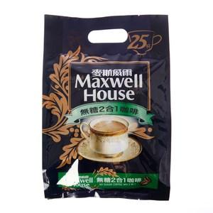 麥斯威爾無糖2合1咖啡-TH-25x11g