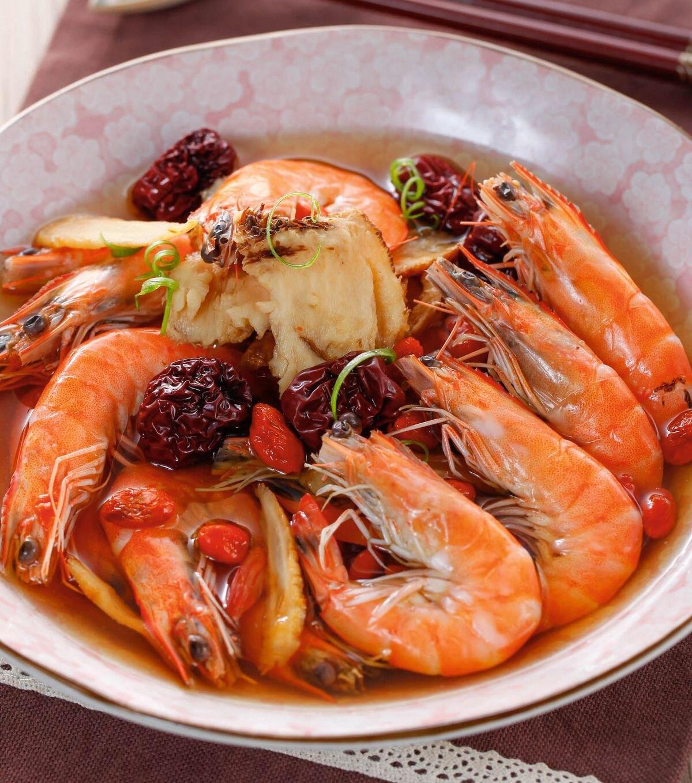 熟白蝦 重量:1500克 產地:宏都拉斯