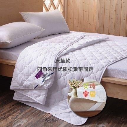 保潔墊 床墊保護墊1.8水洗防滑床護墊1.5m薄款墊被保潔床褥子賓館T