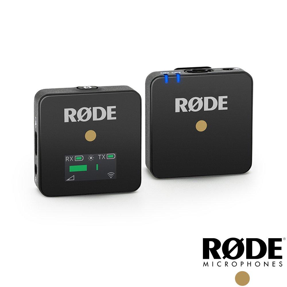★快速到貨★RODE Wireless GO 微型無線麥克風 (公司貨)