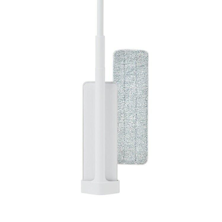 百潔 PERCENT-QUICK MOP_免手洗高效平板拖把+高纖效能替換拖布【比漾廣場】