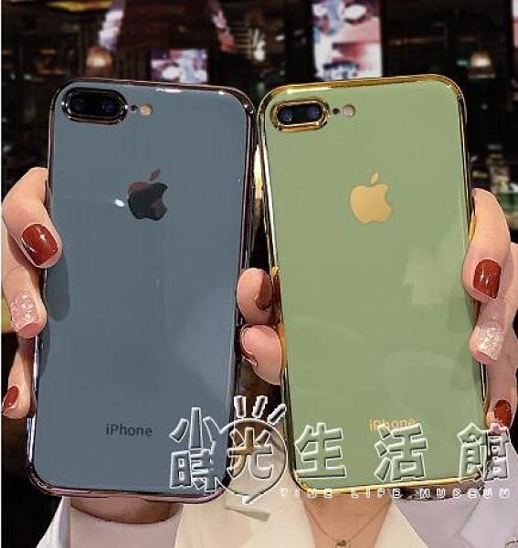蘋果手機殼蘋果7plus手機殼iphone6s全包防摔8plus網紅同款se2軟硅膠6plus潮牌個性 3C優購