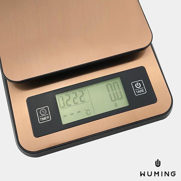 USB可測溫度迷你咖啡秤 『無名』 N04101