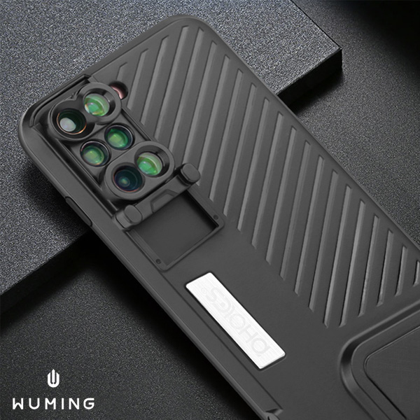 iPhone8 Plus專用鏡頭手機殼 『無名』 M10104