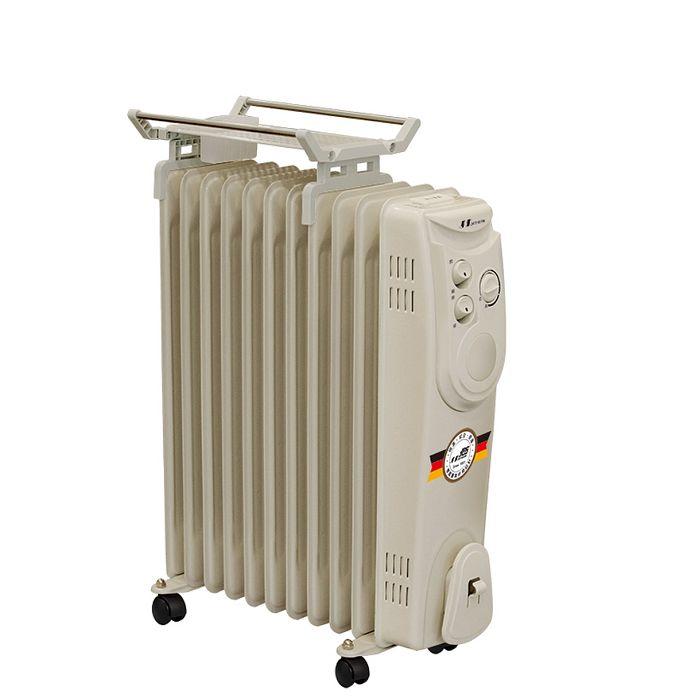 北方 CJ2-11葉片式恆溫電暖爐(11葉片)