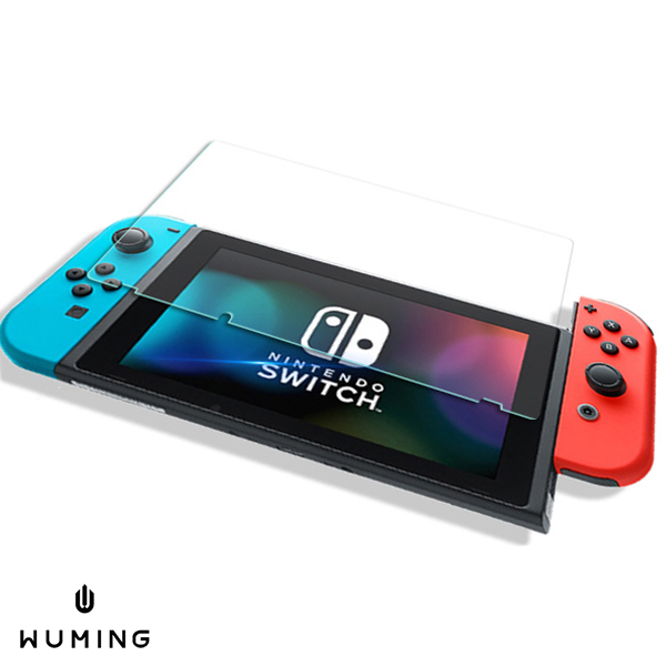 任天堂 Switch 鋼化玻璃膜 『無名』 M03117