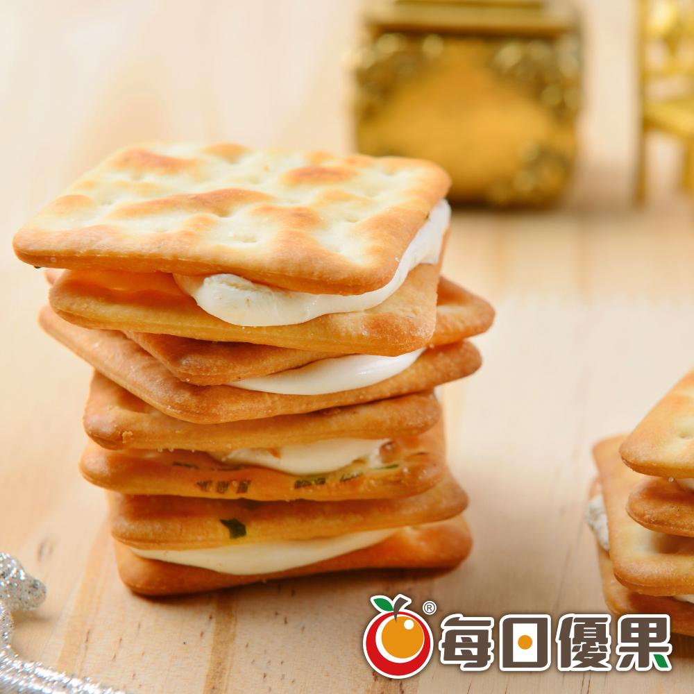 手工牛軋夾心餅【共2種口味】每日優果
