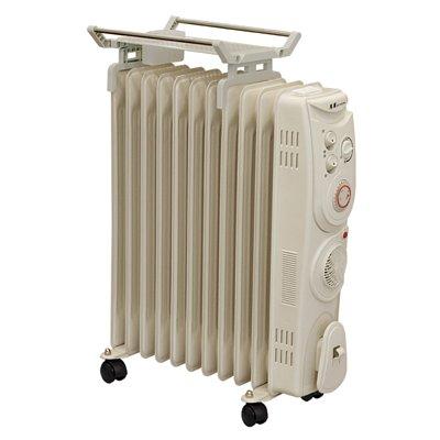 北方 CJ1-11ZL 葉片式恆溫電暖爐 (11葉片) 電暖器