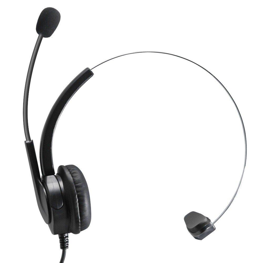 $1050 話機耳麥  國洋話機麥克風TENTEL K311 客服電話耳機 總機電話耳機 客服耳機麥克風