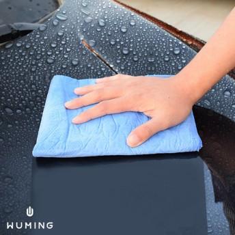 洗車神器!車用多功能鹿皮巾 『無名』 N01108
