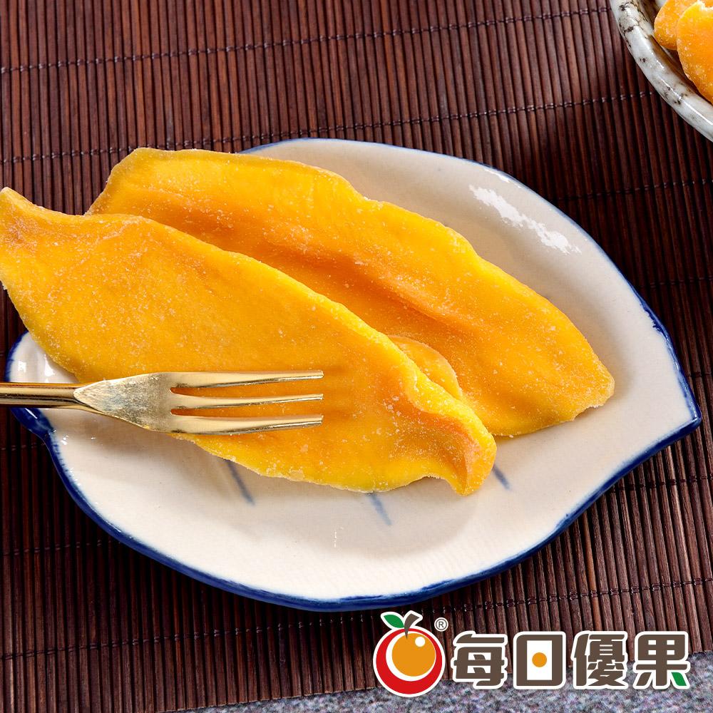 泰國芒果乾大包裝300G 每日優果