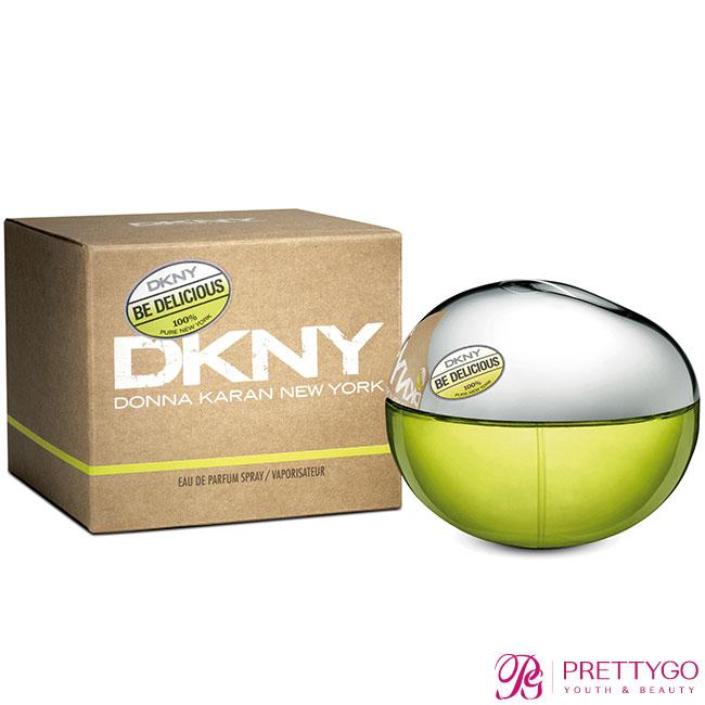 DKNY Be Delicious 青蘋果淡香精(50ml)-香水公司貨【美麗購】