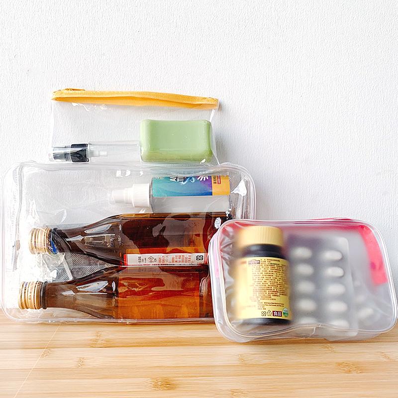 【防疫必備】一包收納!隨身攜帶  高級防疫萬用收納包(10入)