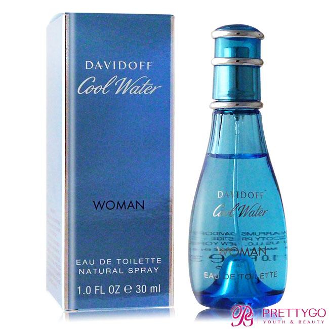 Davidoff 冷泉女性淡香水(30ml)-國際航空版