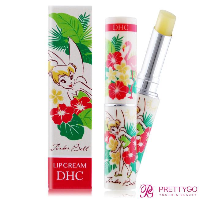 DHC 純橄欖護唇膏-迪士尼公主系列 春季限定版(1.5G)-小仙子