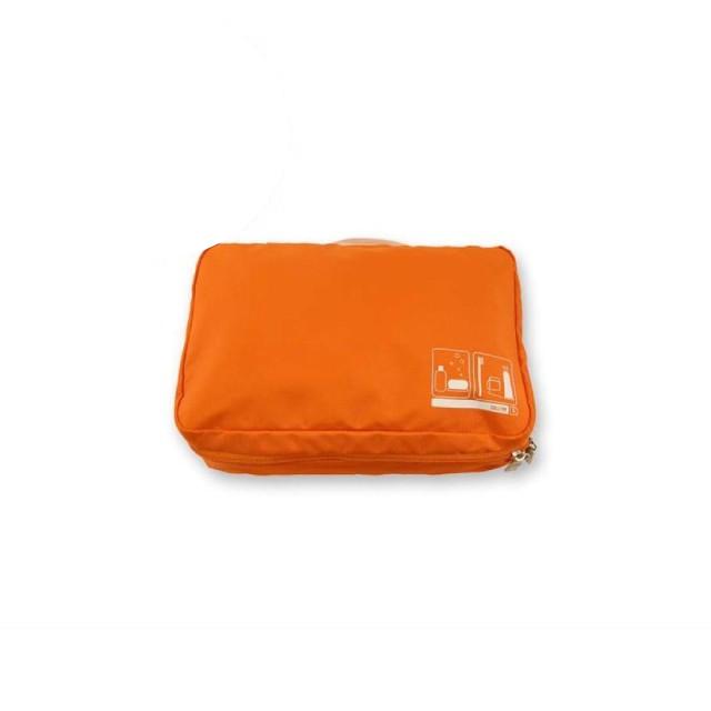 【Flight 001】三折盥洗袋 - 單色款