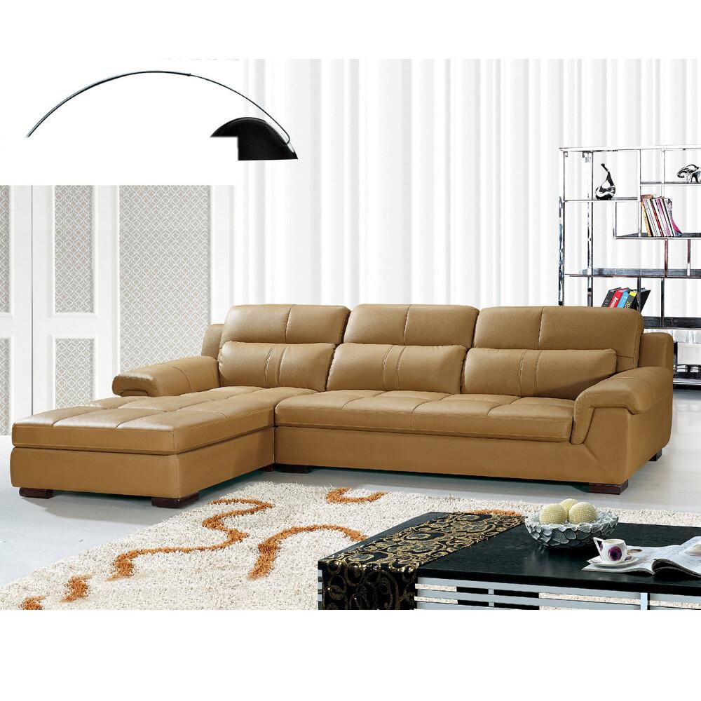muna凡爾賽l型皮沙發(205型)(共兩方向)