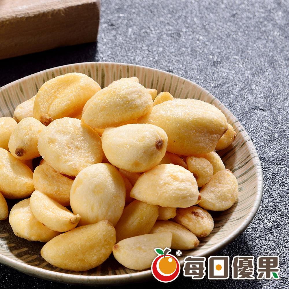 蒜頭酥100G【4種口味】 3包免運組 每日優果