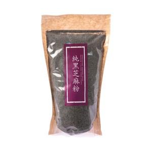在地穀粉-純黑芝麻粉550g(源順製)