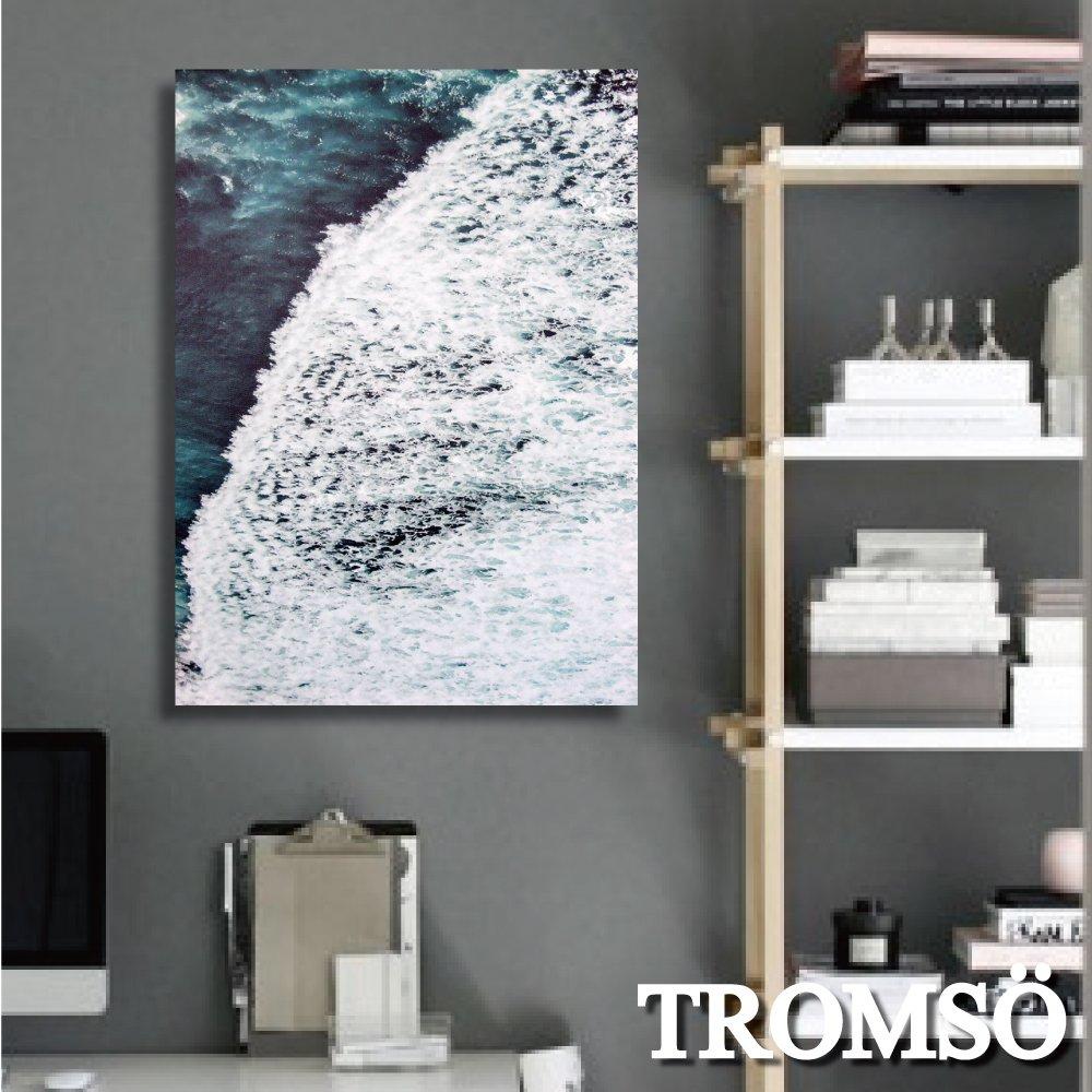 TROMSO時尚無框畫-藍海國度-W275