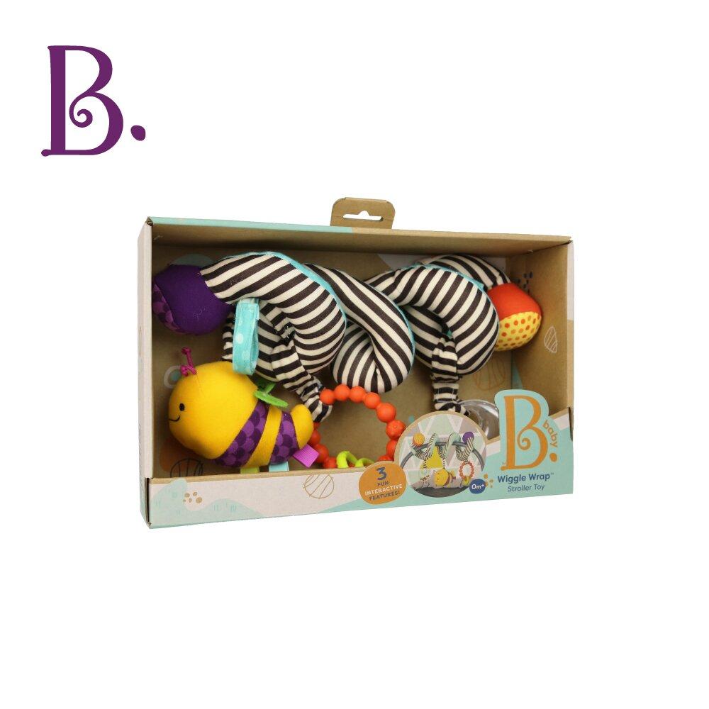 美國B.Toys 蜜蜂團團轉-推車掛飾