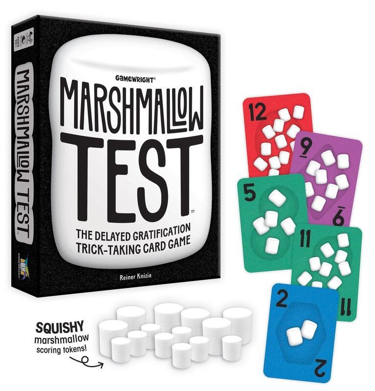 棉花糖試驗 Marshmallow Test 附中文說明書  桌上遊戲專賣 楷樂