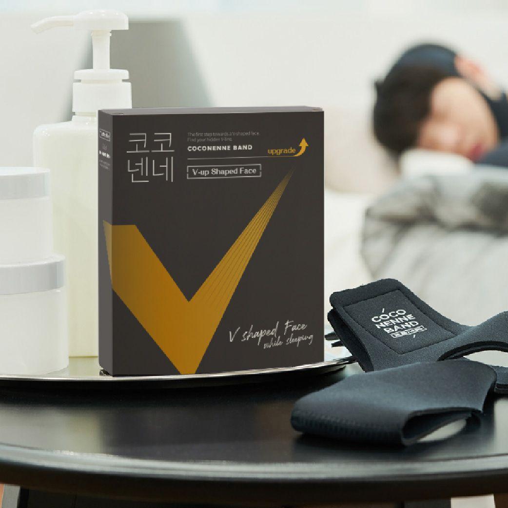 V-up反重力提拉塑臉帶(二入990元,四入1580元)