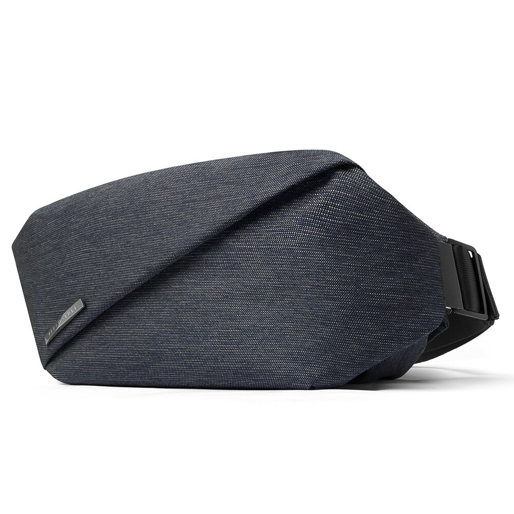 NIID x Urbanature RADIANT R0 多機能胸包(牛仔藍) – NIDUBNR0IDG