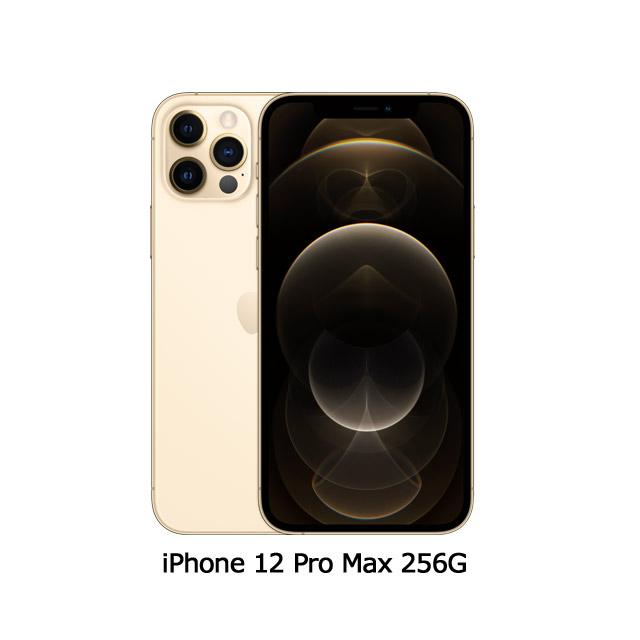 Apple iPhone 12 Pro Max (256G)-金色(MGDE3TA/A)