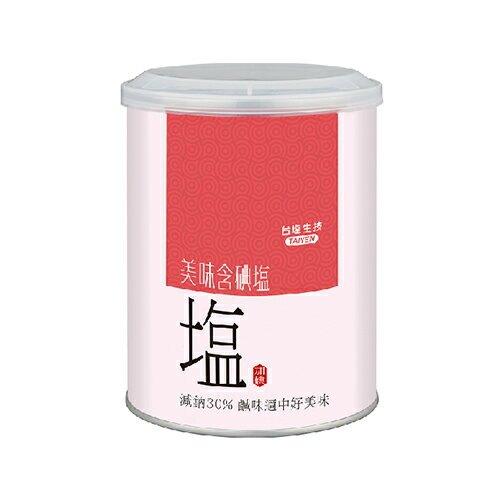 台鹽健康美味含碘鹽600G【愛買】
