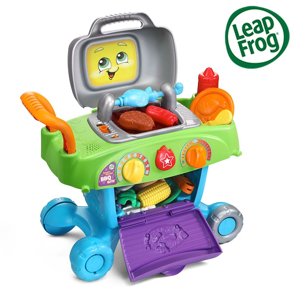 【LeapFrog】BBQ小廚神電子學習車