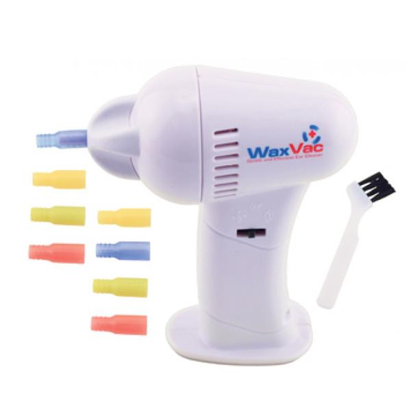 美國WAXVAC耳朵吸塵器一入1299/二入1980元