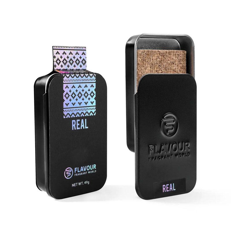【FLAVOUR 隨身木質香氛盒】Real Scented Box 東方清新調 香氛盒 (49g)