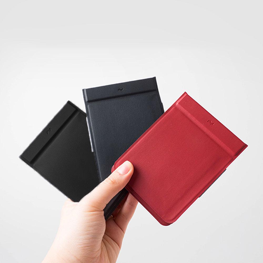 超薄磁吸皮夾 一入1290元,二入1980元 (藍色、黑色已售完)