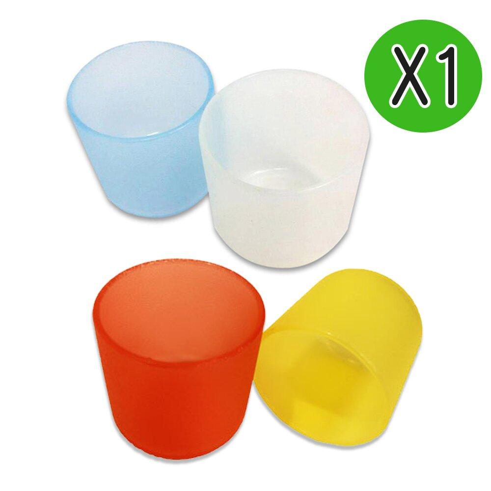 【Mrs.home】MIT環保無毒SGS認證耐熱耐酸矽膠水杯