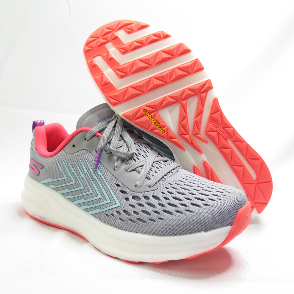 Skechers GO RUN RIDE FLOW 女款 慢跑鞋 130018GYMT 灰【iSport愛運動】