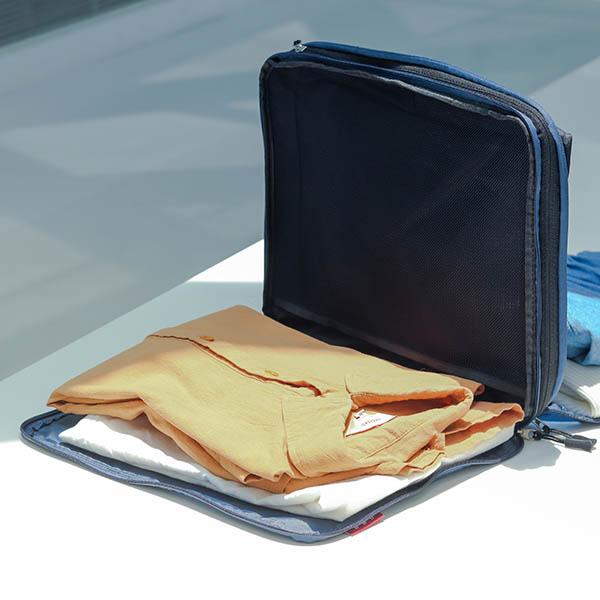 魔法收納袋(M號) 旅行壓縮袋二入組