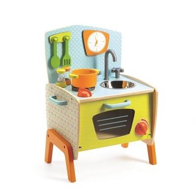 【Djeco智荷】小鹿蓋比的廚房